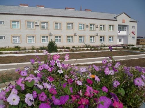 фотография здания администрации - увеличить
